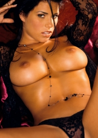 Janine Habeck Endearing Horny Breasts At Playboy Xnsfwcom