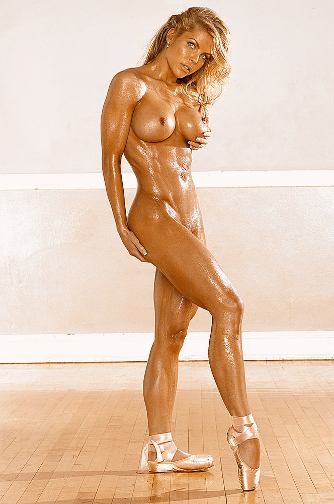 milf naked working out