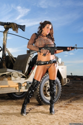 Pussy till action girls nude girls with guns fat